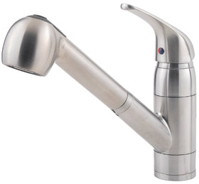 Pfister Single Handle Pull-Out Kitchen Faucet