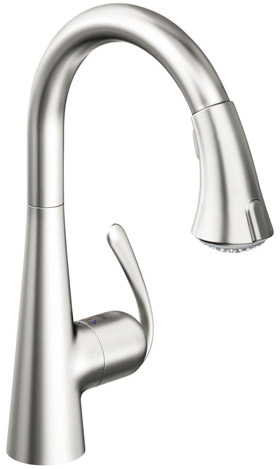 Grohe Dual Spray Ladylux3 Kitchen Faucet Review